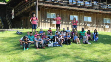 Middle School Cabin Camp