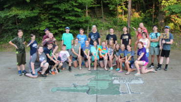 Middle School Cottage Camp