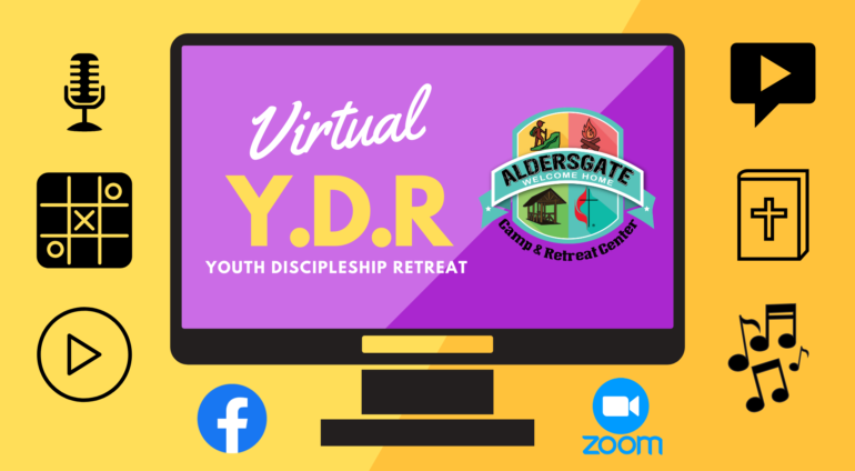 Virtual YDR is Tonight!