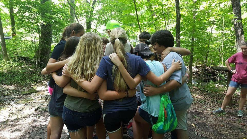 Youth Discipleship in Community